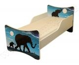 Dětská postel Afrika - 180x80 cm