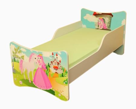 Dětská postel Princezna