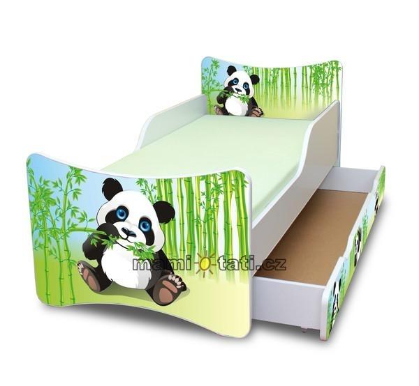 Dětská postel a šuplík/y - 160x70 cm