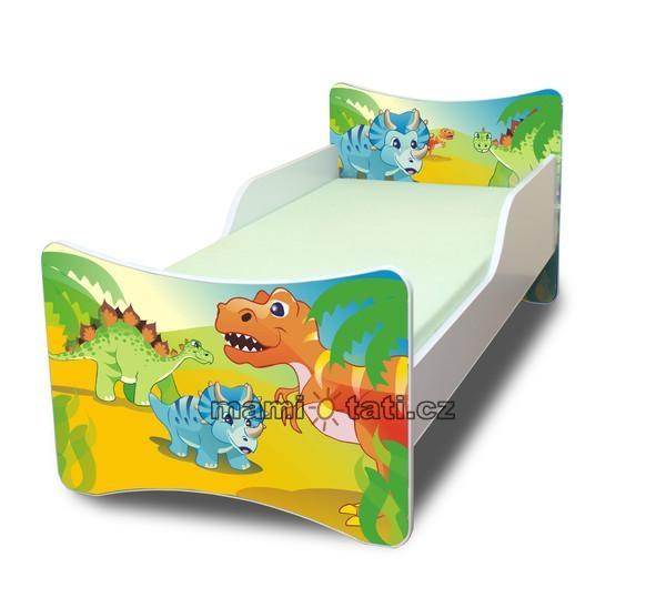 Dětská postel - 160x70 cm