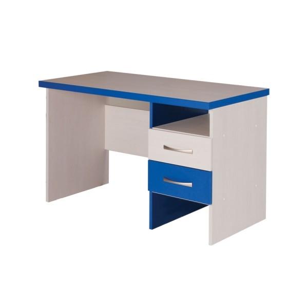 Psací stůl univerzální NICK creme/blue