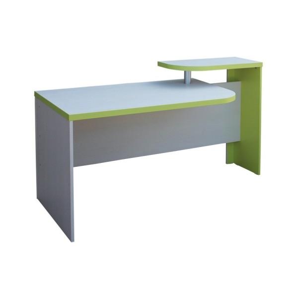 Psací stůl univerzální NOAH creme/green
