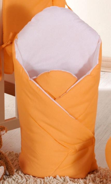 Zavinovačka - Losos/pomeranč