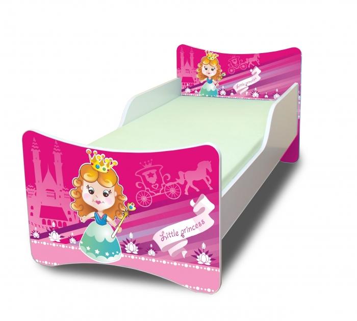 Dětská postel Malá princezna
