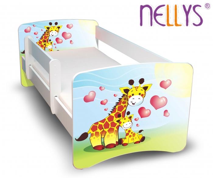 Dětská postel Žirafky II.