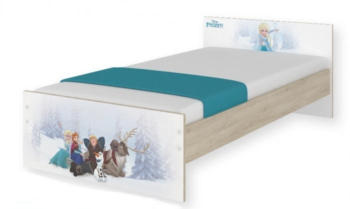 Dětská junior postel Disney 180x90cm - Frozen