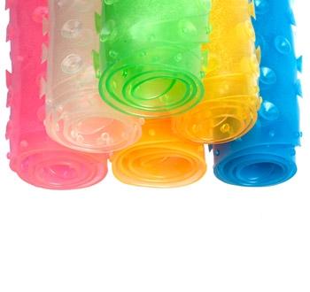 Protiskluzová podložka do vany MALÁ - mix barev