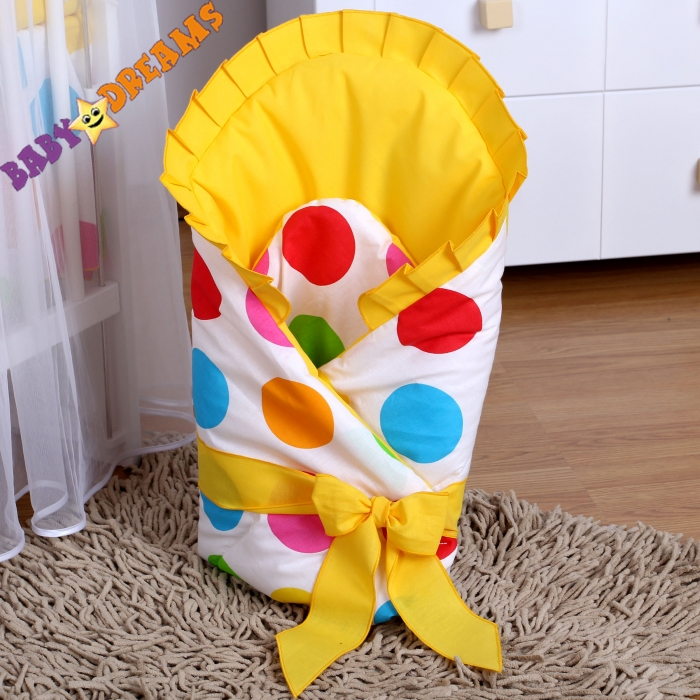 Zavinovačka Bubble léto - žlutá