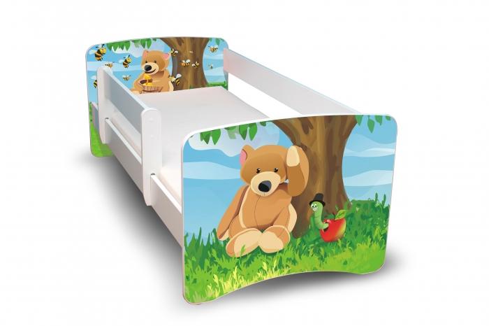 Dětská postel Medvídek II.