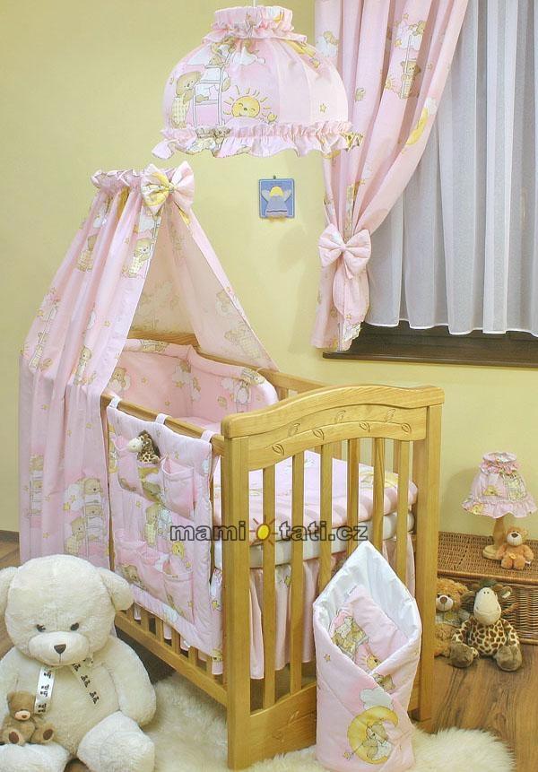 Lustr do dětského pokojíčku - Žebřík růžový