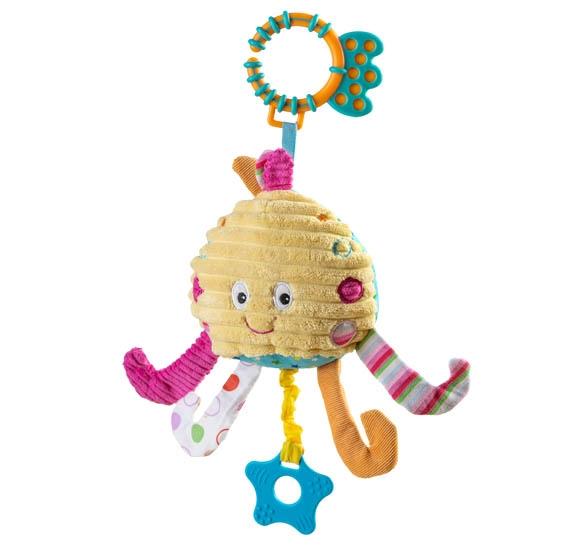 Vibrační hračka Chobotnice