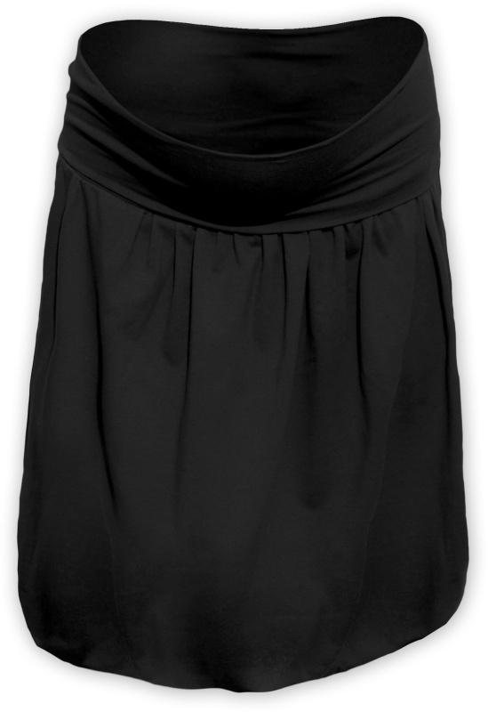 Balónová sukně - černá