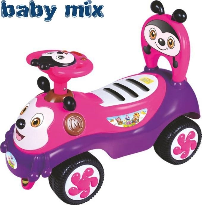 Odrážedlo Baby Mix Happy Bee se zvukem