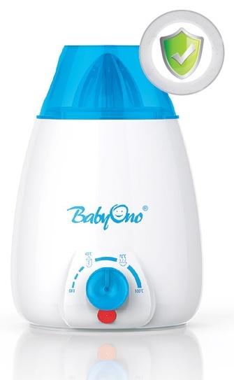 Elektrický ohřívač + odšťavňovač ovoce Baby Ono