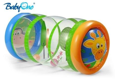 Dětský nafukovací válec ZOO Baby Ono