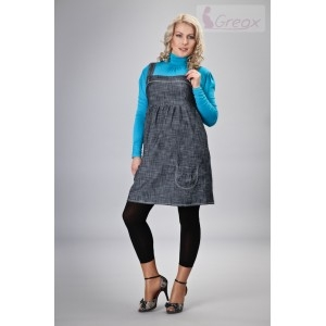 Elegantní šaty - granátový melírek