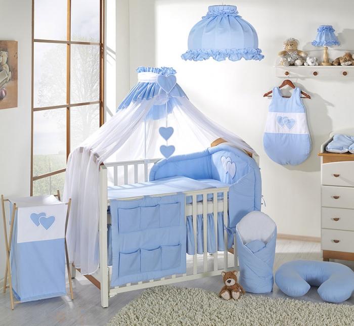Moskytiéra lux- Srdíčko modré