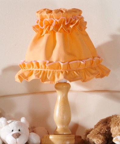 Noční lampička - Pomerančová