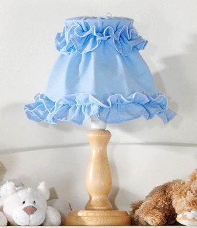 Noční lampička - Modrá