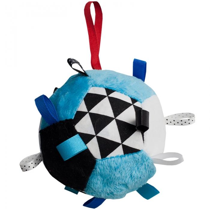 Plyšový barevný balónek - modrý