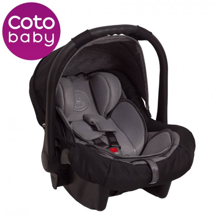 Autosedačka 0 -13kg Coto Baby Latina - len