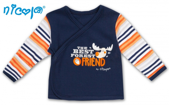 Novorozenecká košilka - Losík, vel. 68