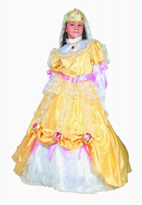 Karnevalový kostým princezna Zlatava, vel. M