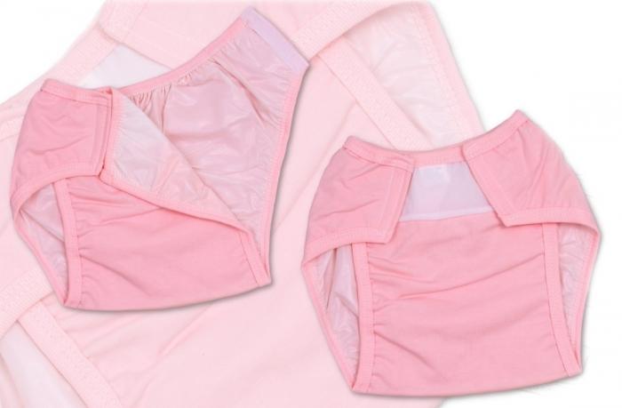 Plenkové kalhotky TERJAN - růžové
