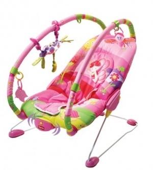TINY LOVE Lehátko pro kojence s vibrací a hudbou