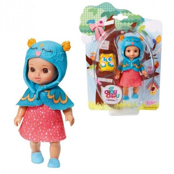CHOU CHOU panenka mini Sovičky - FLORY