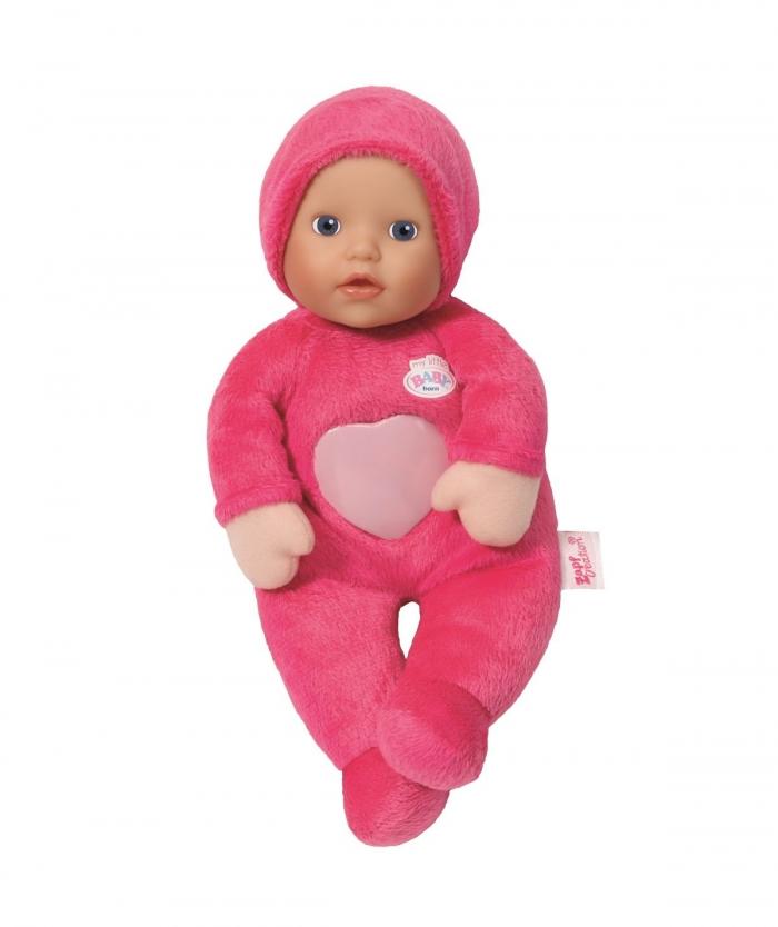 MY LITTLE BABY BORN panenka svítící ve tmě