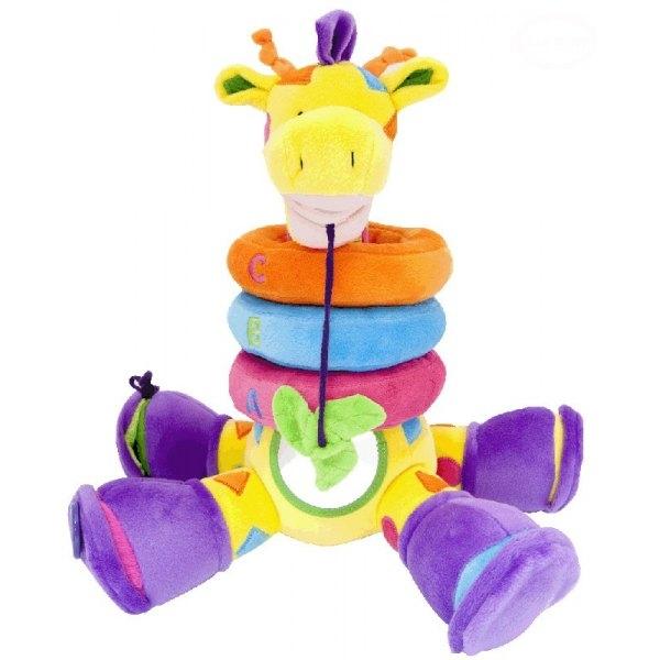 Interaktivní hračka - Žirafa