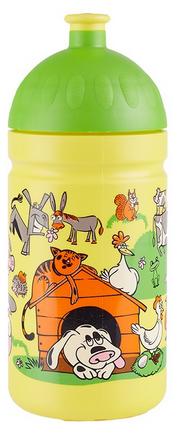 Zdravá láhev - 0.5l - Veselý dvorek