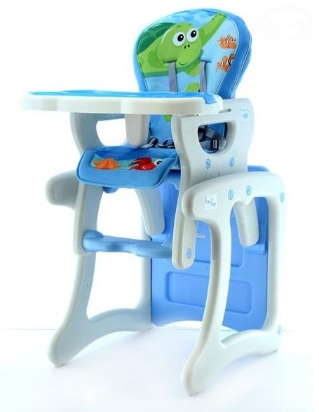 Jídelní stoleček - Modrý oceán