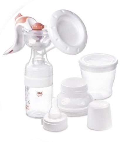 Odsávačka mateřského mléka Canpol Babies Easy start