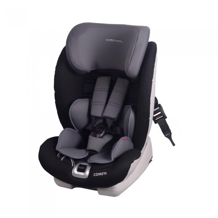 Coto Baby Autosedačka COMETA 2016 Isofix - 9-36 kg - Šedá