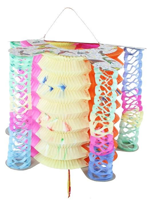 Lampion čínský ozdobný