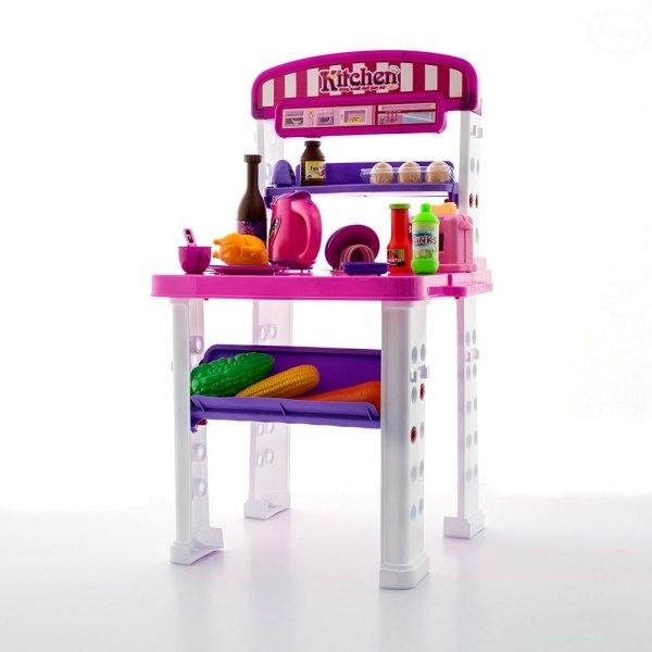 Dětská kuchyňka Super Delicious - růžová