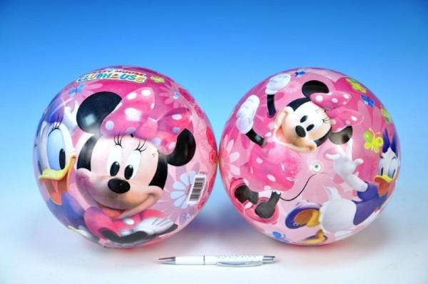 Míč Minnie/Disney průměr 23cm