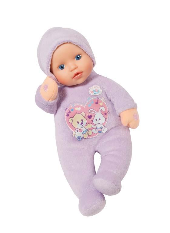 BABY born panenka First Love s písničkou