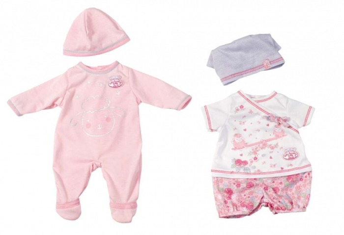 My First Baby Annabell oblečení na doma, 2 druhy