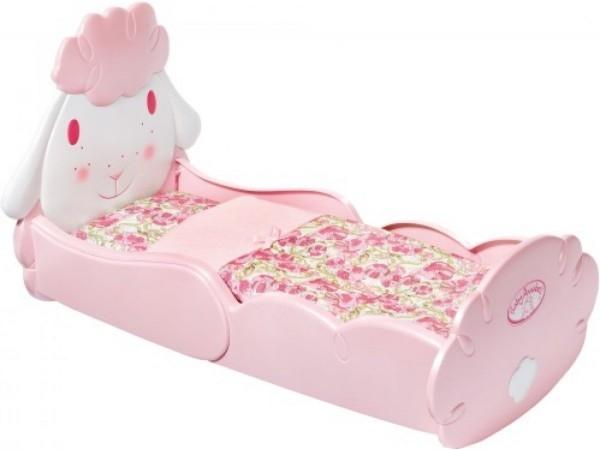 BABY ANNABELL postýlka ovečka
