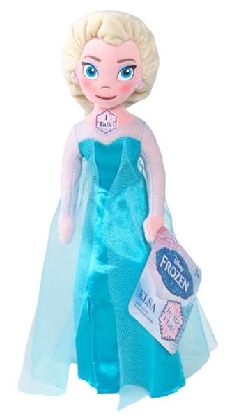 Mluvící plyšová hračka FROZEN - Ledové království Anna/Elsa/Olaf