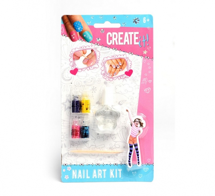 Sada kreativní na nehty