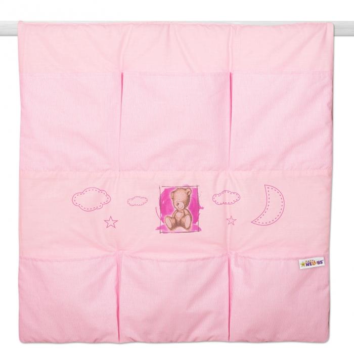 Kapsář Sweet Dreams by TEDDY - růžový