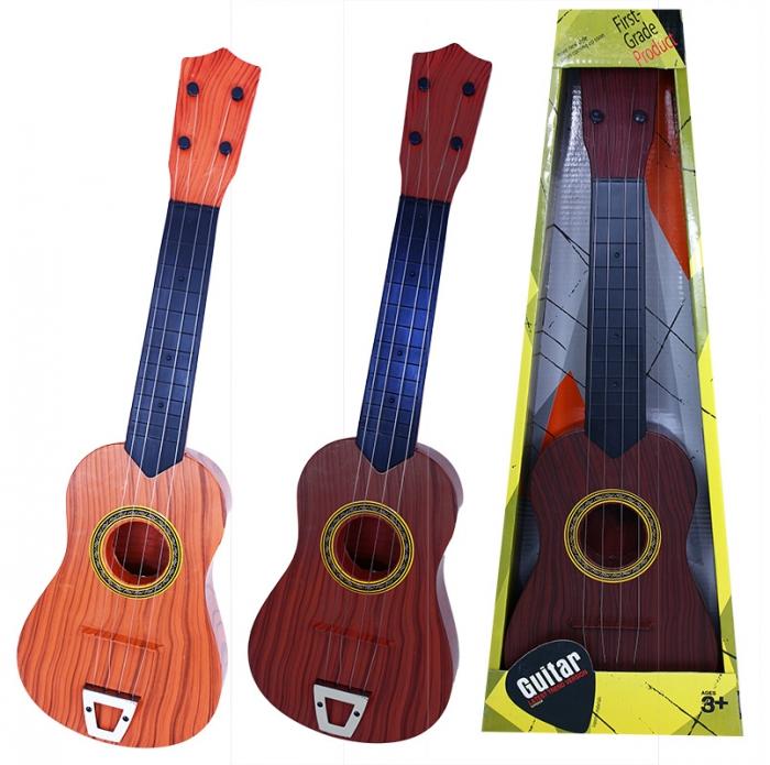 Kytara akustická, dětská, 2 druhy