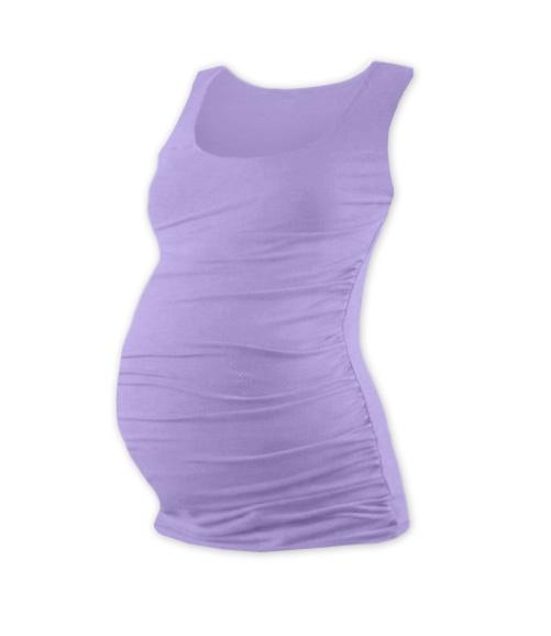 Těhotenský top JOHANKA - levandule