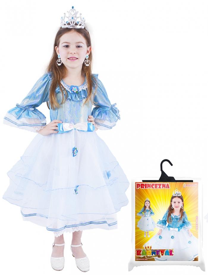 Karnevalový kostým princezna, vel. L