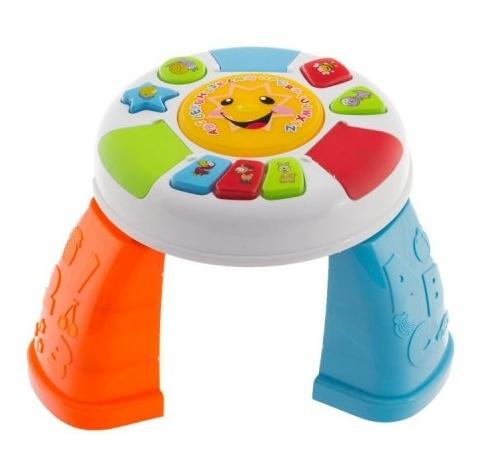 Hudební stoleček s úsměvem