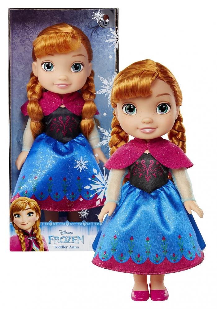 Panenka Anna Frozen - Ledové království